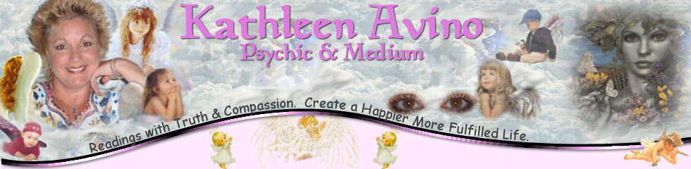 Kathleen Avino: Psychic and Medium